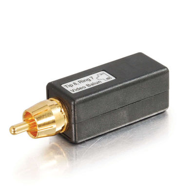 C2G 41153 RCA Male to RJ45 Female Video Balun Cable