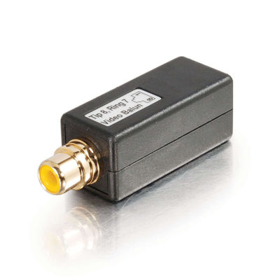 C2G 41154 RCA Female to RJ45 Female Video Balun Cable