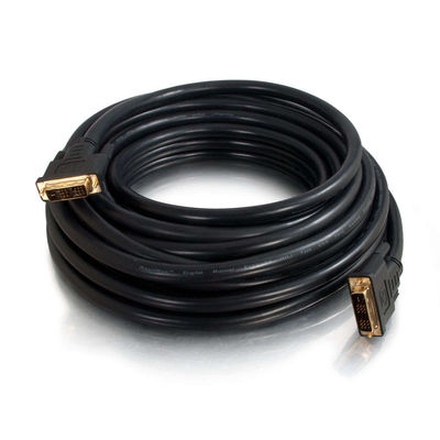 15ft Pro Series DVI-Dandtrade; CL2 M/M Single Link Digital Video Cable