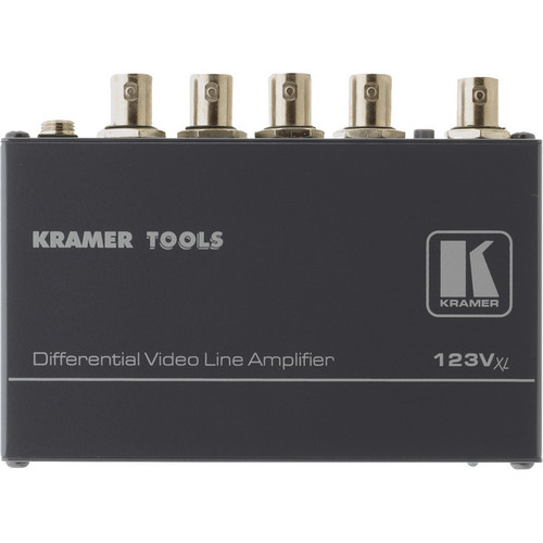 Kramer 123VXL 1:3 Composite Video Differential Line Amplifier