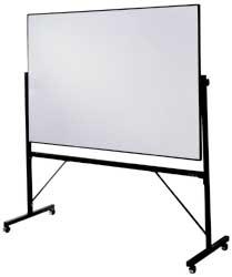Da-Lite 43182 Dual UseWhiteboard (4-ft. x 6-ft.)
