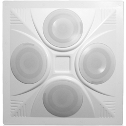 Pure Resonance SD4 Ceiling Tile Speaker Array