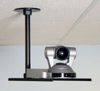 Vaddio 535-2000-292 Drop Down Ceiling Mount for Large PTZ Cameras, 12