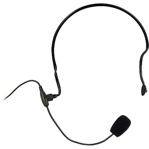 Anchor Audio HBM-MINI - Headband Microphone with 1/8