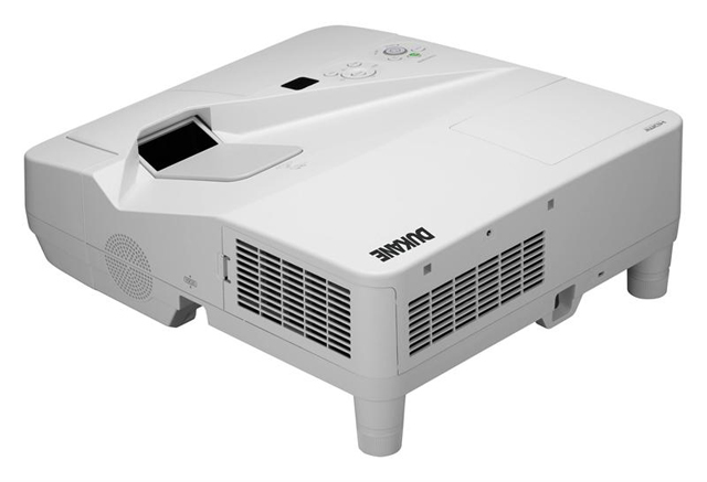 Dukane 6133WM ImagePro WXGA 3300 Lumen DLP Ultra Short-Throw Projector with Wall Mount