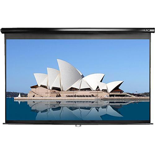 Elite Screens M92UWH Manual Series Projection Screen (45.1 x 80.2in.)