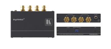 3G HD-SDI AES De-Embedder