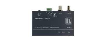 Kramer 706XL Composite Video over Twisted Pair Branching Receiver