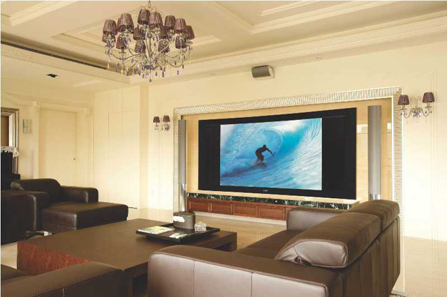 Supernova Epic 156-inch .85 gain Projection Screen