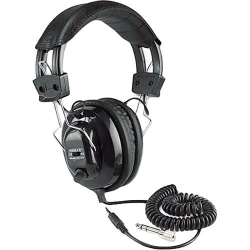 AmpliVox SL1002 Around-Ear Stereo/Mono Headphones w/ Volume Control