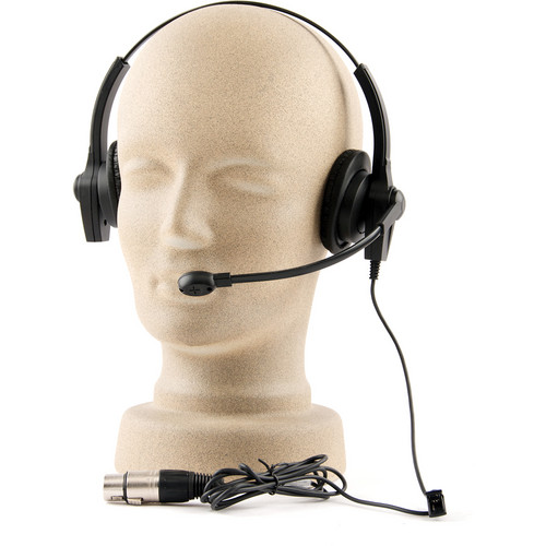 Anchor Audio H-2000LT PortaCom Intercom Headset