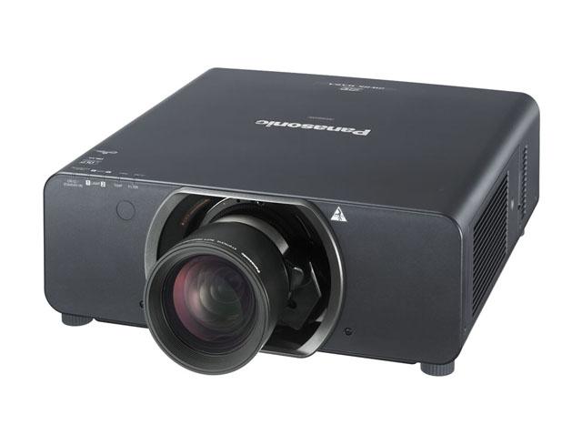 Panasonic PT-DW11KU 11000lm WXGA Dual-Lamp System 3DLP Projector