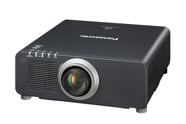 Panasonic PT-DW830ULK 8500lm WXGA Projector (Lens Not Included)