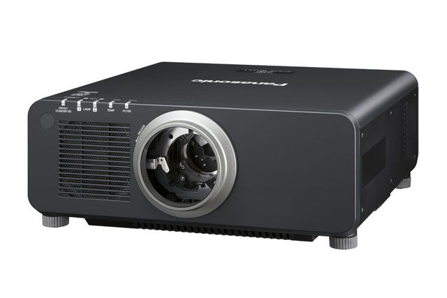 Panasonic PT-DZ870ULK 8500lm WUXGA Projector (Lens Not Included)