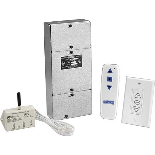 Da-Lite 82433 Radio Frequency Wireless Remote (Single Motor LVC, 110V)