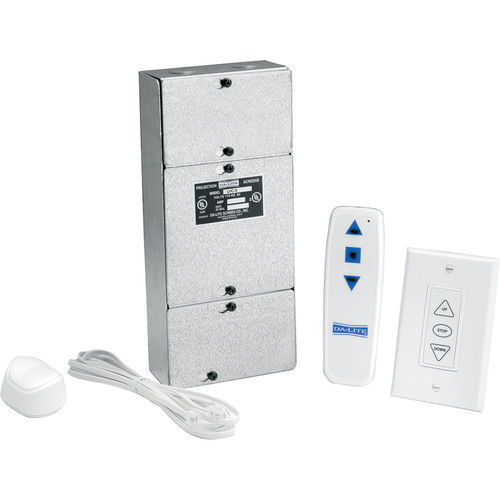 Da-Lite 82434 Infrared Wireless Remote - Single Motor LVC