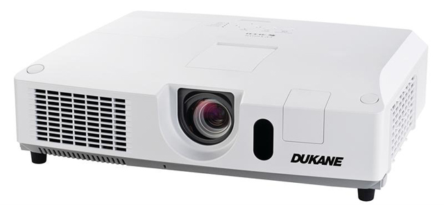 Dukane 8957WA ImagePro 4000lm WXGA LCD Projector
