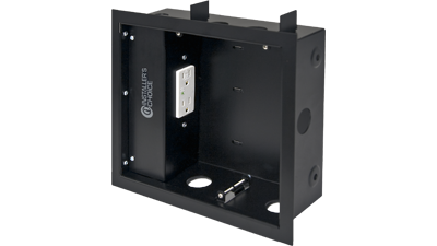 8in. X 8in. Recessed Wallbox With Surge Protected Outlets