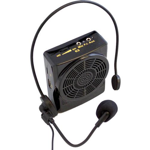 Hamilton Buhl 15W Waistband Amp w/ Head-Worn Microphone