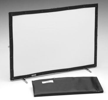 Da-Lite 93720 Fast-Fold Mini-Fold Front & Rear Projection Screen (21x30in)