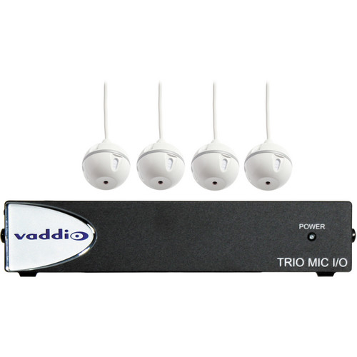 Vaddio TRIO Audio Bundle System B