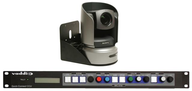 WallVIEW CCU H700 Camera Control System