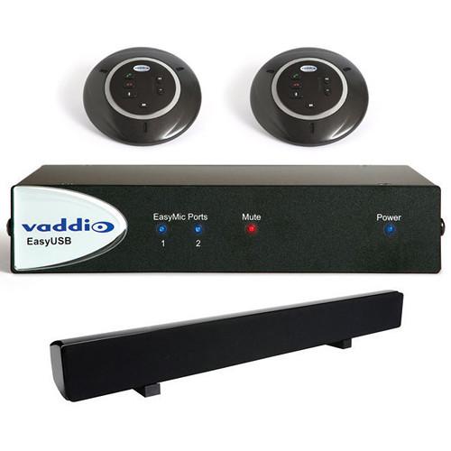 Vaddio 999-8630-000 EasyTalk USB Audio Bundles - System B