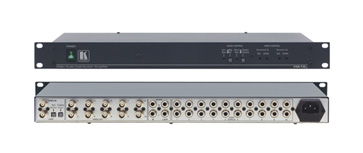 Kramer VM-10XL 1:10 Composite Video & Stereo Audio Distribution Amplifier