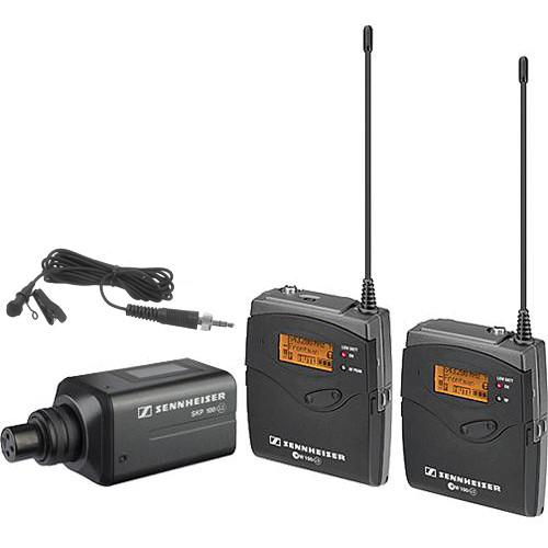 Sennheiser EW 100 ENG G3-B Wireless Microphone Combo System - B (626-668 MHz)