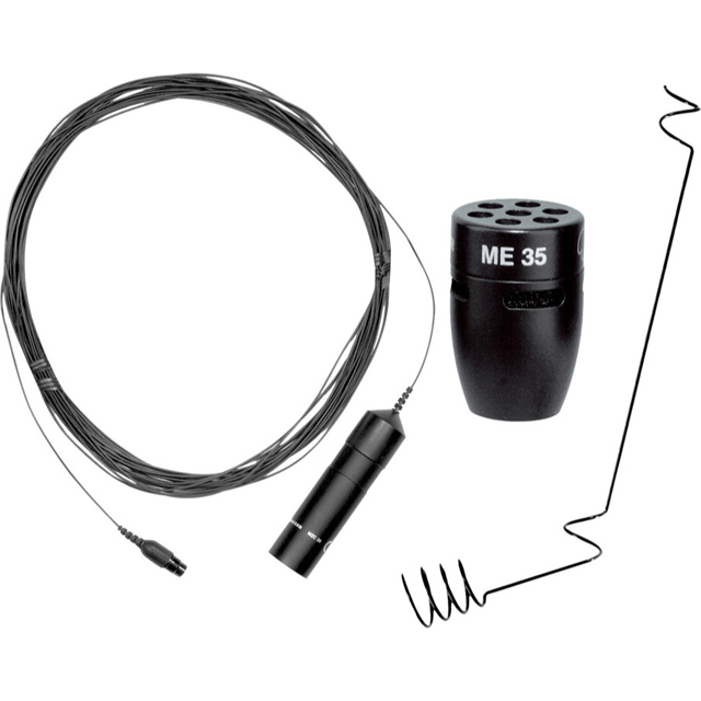 Sennheiser I30H-S IS Series Hanging Microphone Package (Supercardioid)
