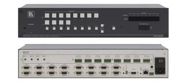 Kramer VP-4X8AK 4x8 Computer Graphics Video & Stereo Audio Matrix Switcher
