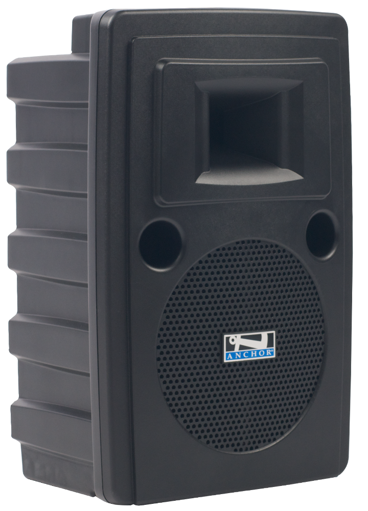 Anchor LIB-8000U1 Liberty Battery-Powered PA w/ Built-In Wireless Receiver