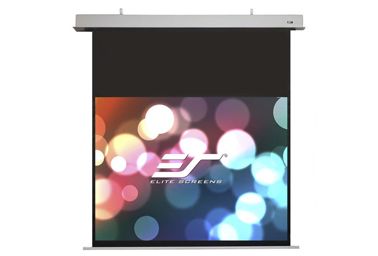 Elite IHome114XW2-E20 Evanesce Series 114in. Electric Screen