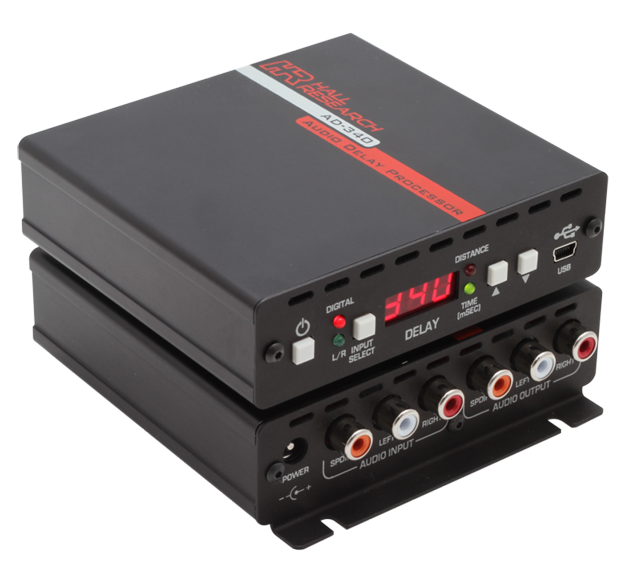 Hall Research AD-340 Universal Audio Delay Processor