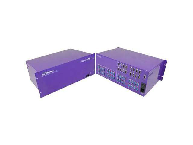 SmartAVI AV32X16S Routes 32 UXGA/Component to 16 Remote Monitors