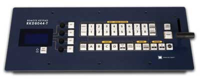 Remote Keypad with T-Bar for Di-VentiX II
