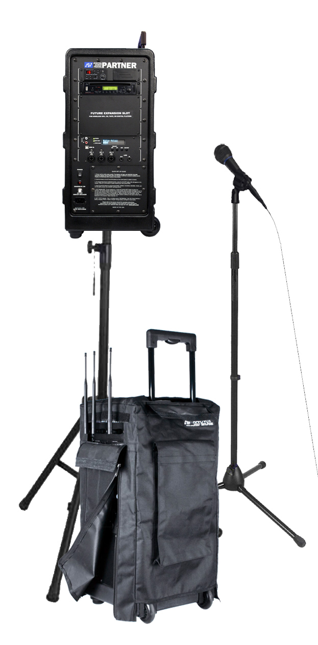 AmpliVox B9151 Basic Digital Audio Travel Partner Package