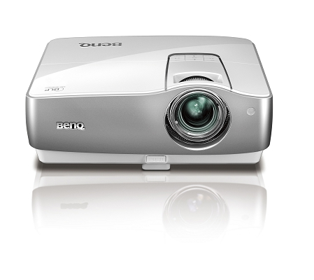 BenQ W1100 2000 Lumens Full HD (1920 x 1080) DLP Home Theater Projector