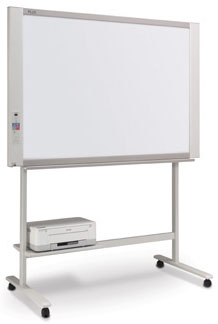 Standard Projection Capture Board w/ Network Function, 50 x 35in Writing Area