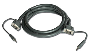 Kramer C-GMA/GMA 15ft Video and Audio Cable