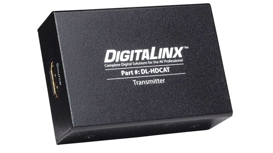 Liberty AVDL-HDCAT-INT-R HDMI 1.4 Receiver With Power Adapter Kit