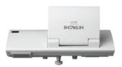 Hitachi CP-AW312WN 3000 Lumens WXGA (1280 x 800) Ultra-Short Throw LCD Projector