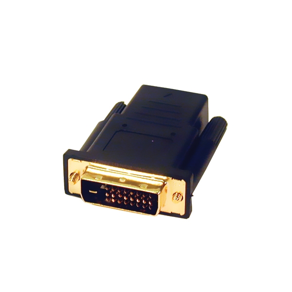 Comprehensive HDMI Jack to DVI-D Plug Adapter