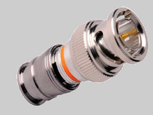 Liberty CM-RG6L-BNC Connectec RG6 Universal BNC Plug