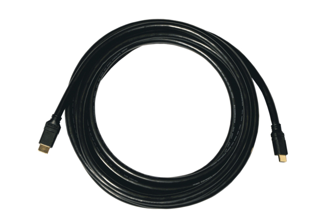 15ft HDMI (M) to HDMI (M) Plenum Rated Cable