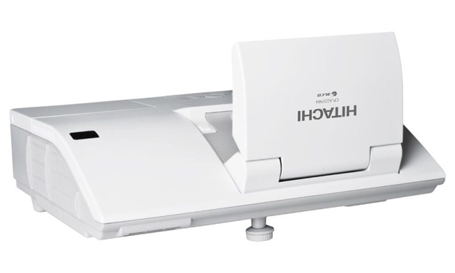 Hitachi CP-A222WN 2200 Lumens XGA (1024 x 768) Ultra Short Throw LCD Projector