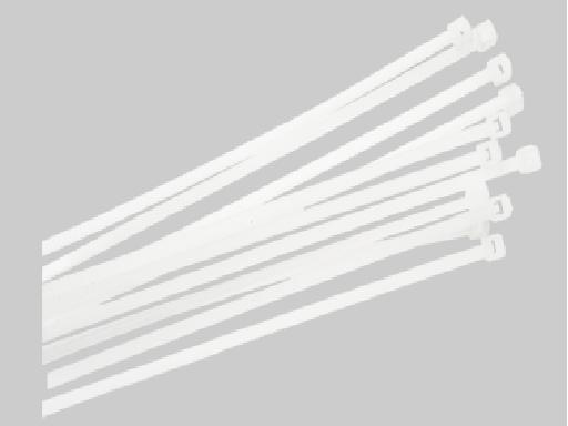 Liberty CT-4 4 inch 18LB Cable Tie, White