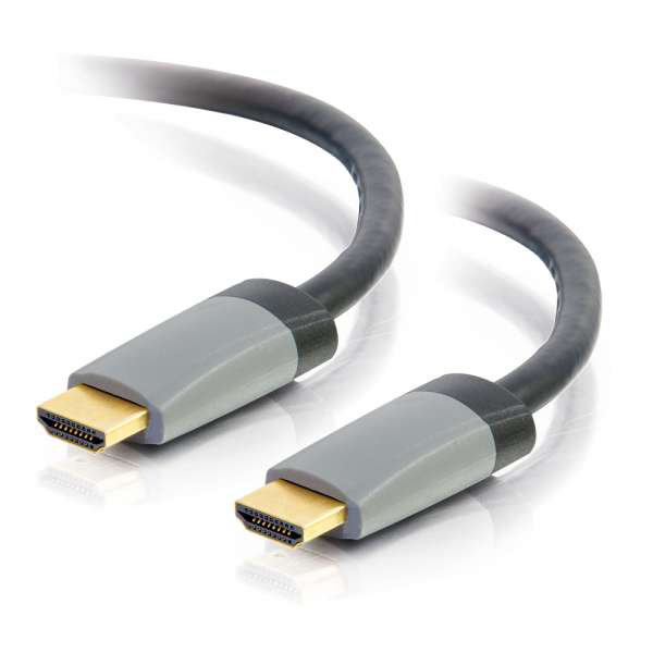 C2G 0.5m Select High Speed HDMI Cable w/ Ethernet M/M - In-Wall (1.6ft)