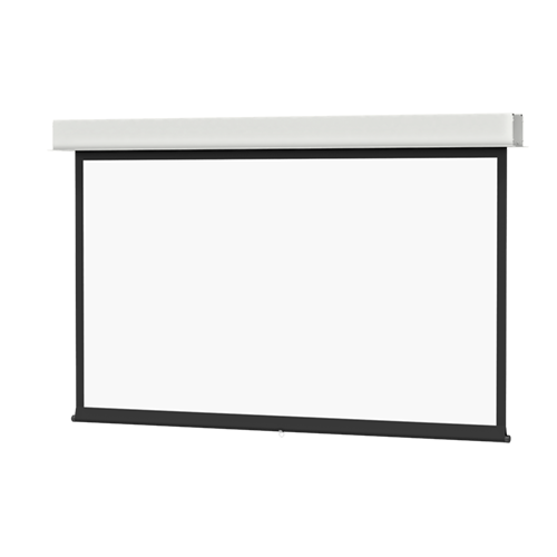 Da-Lite 34710 Matte White 16:10 50in. x 80-94in. Advantage Manual with CSR