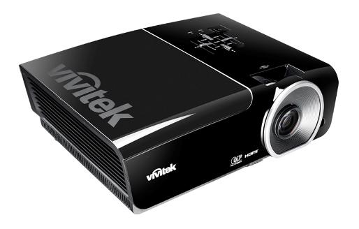Vivitek D952HD 3600 Lumen 1080p Office and Home Theater Projector